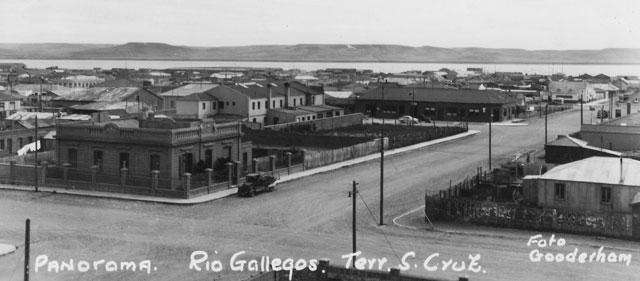 Resultado de imagen para hotel londres rio gallegos