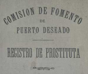 Woman Puerto Deseado